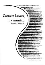 Book Carnem Levare, il cammino