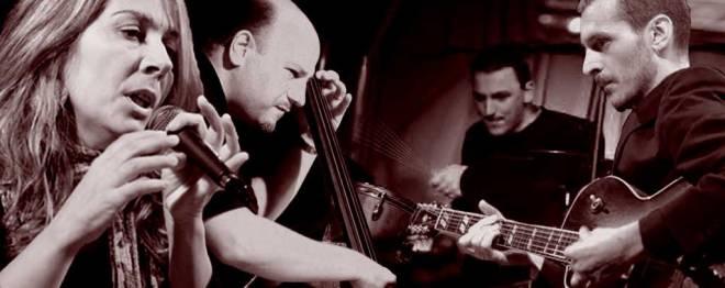 jazz quartet - created by Roberto Falco