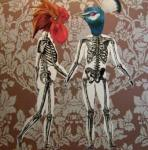 2008 - Anatomie. olio su tela 150x150-low