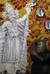 2008- ego. olio su tela - 150x100