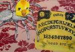 2008 - Ouija. olio su tela -50x70