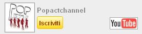 ISCRIVITI a POPact channel