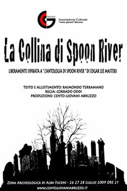 Spoon River di Edgar Lee Masters