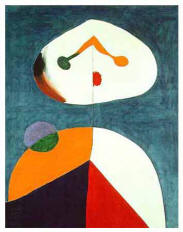 Autoritratto Joan Miro