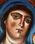 Ispirato alla Madonna di Banzi (Potenza) part.