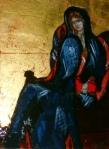 Annunciazione dittico ispirato a Simone Martini
