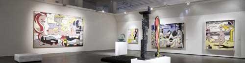Popart-Roy-Lichtenstein veduta mostra. img e post by, Roberto falco