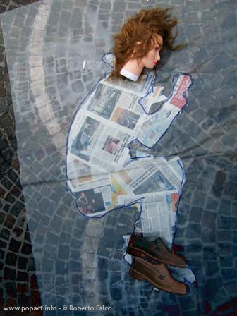Installazione - Disabilità intellettiva di Roberto Falco
