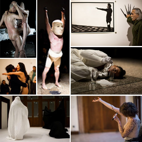 reviews - performance art week