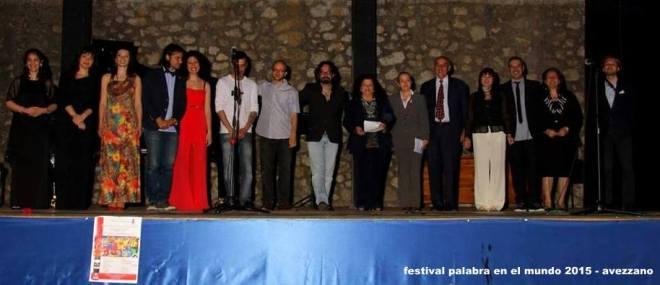 Festival Internazionale di Poesia Parola nel mondo_Avezzano_2015